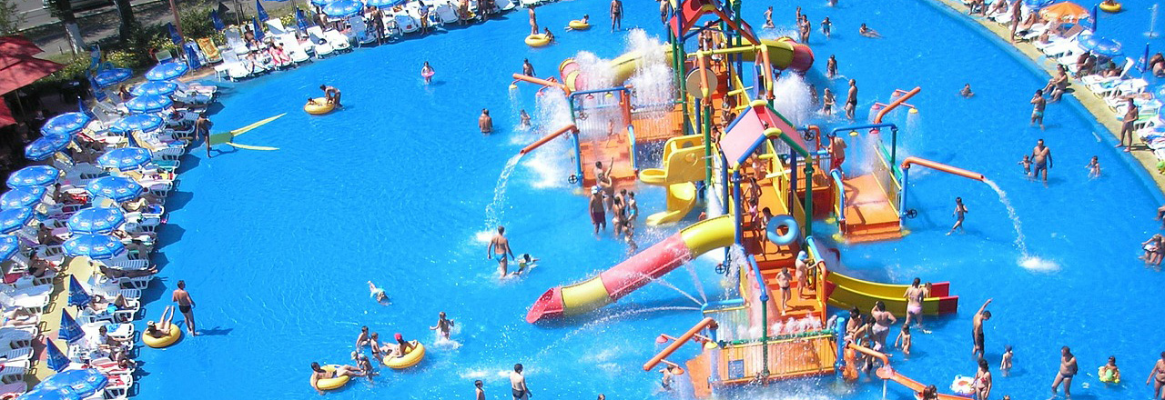 Image of an Amusement park in Sardinia
