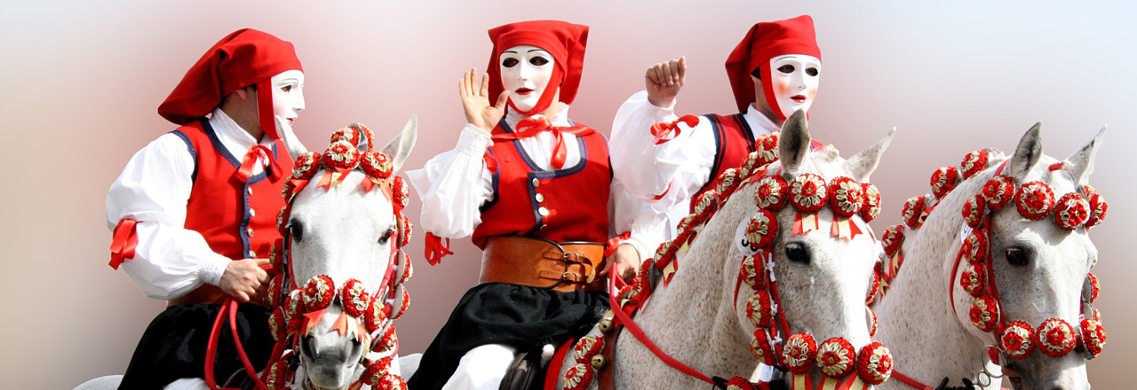 Image of Tradition and Folklore in Sardinia