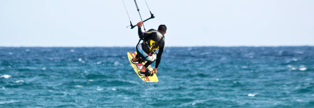 An image for the category Kitesurf and Surf in Sardinia