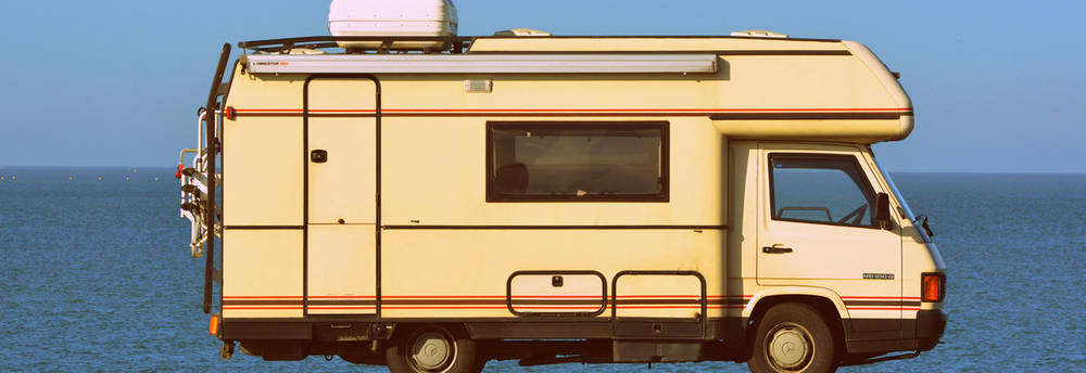 An image for the category Caravans and Motorhomes in Sardinia