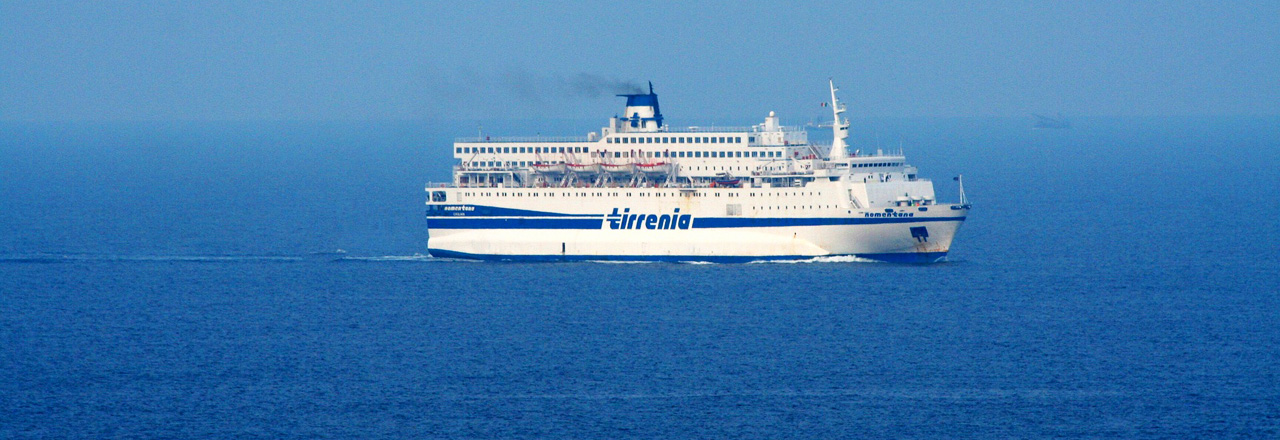 Image of the category Ferries in Sardinia
