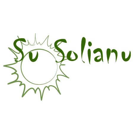 The logo of Agriturismo Su Solianu
