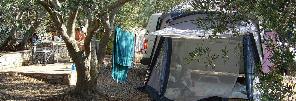 An image for the category Camping in Sardinia