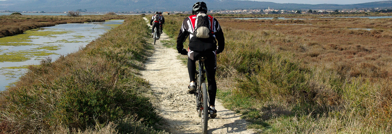 Immagine rappresentativa per la categoria Mountain Bike in Sardegna