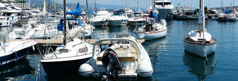 An image for the category Marinas in Sardinia