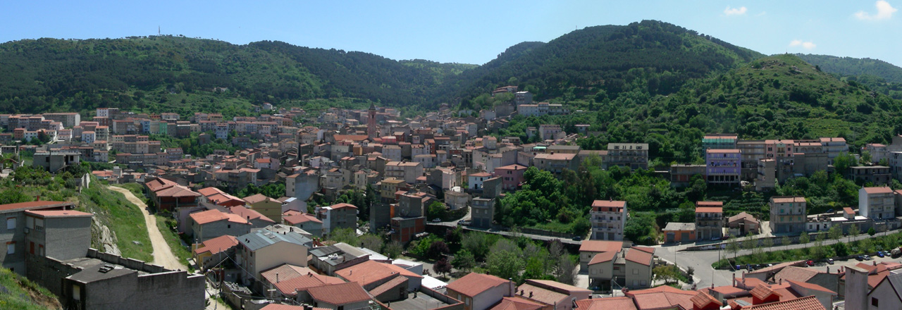 Image of the city of Bitti