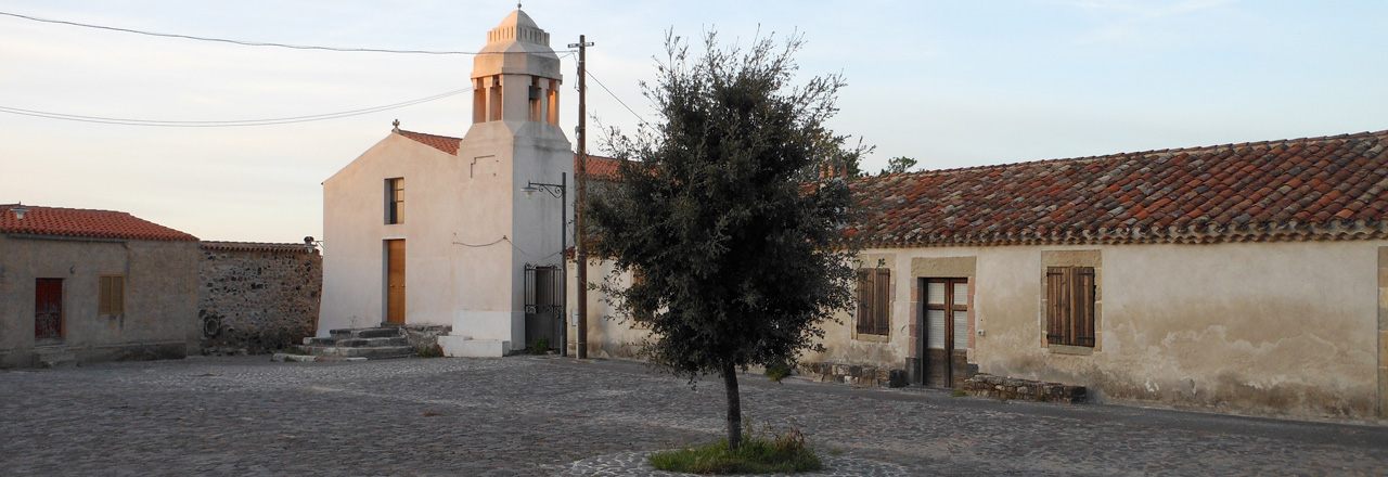 Image of the city of Bonorva
