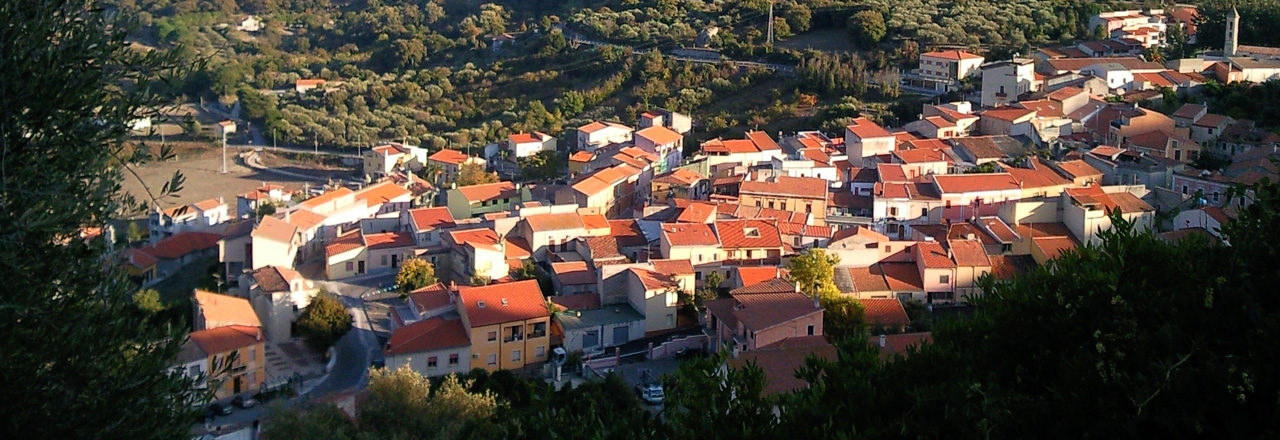 Image of the city of Cargeghe