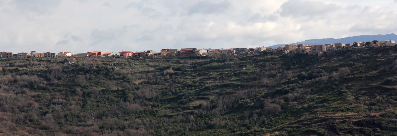 Image of the city of Flussio