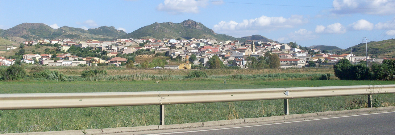 Image of the city of Furtei