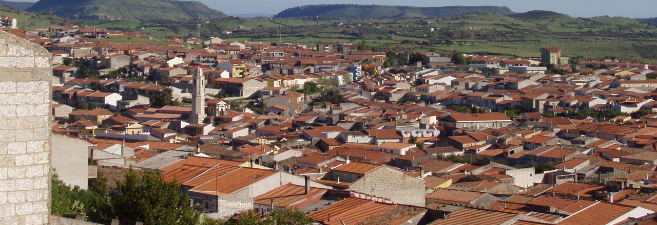 Image of the city of Ittiri
