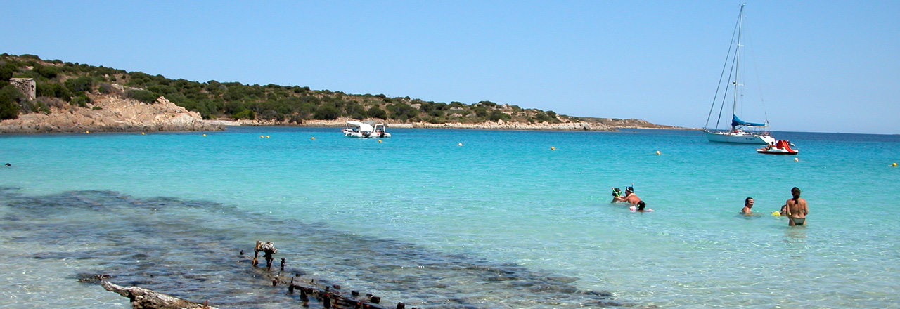Image of the city of La Maddalena