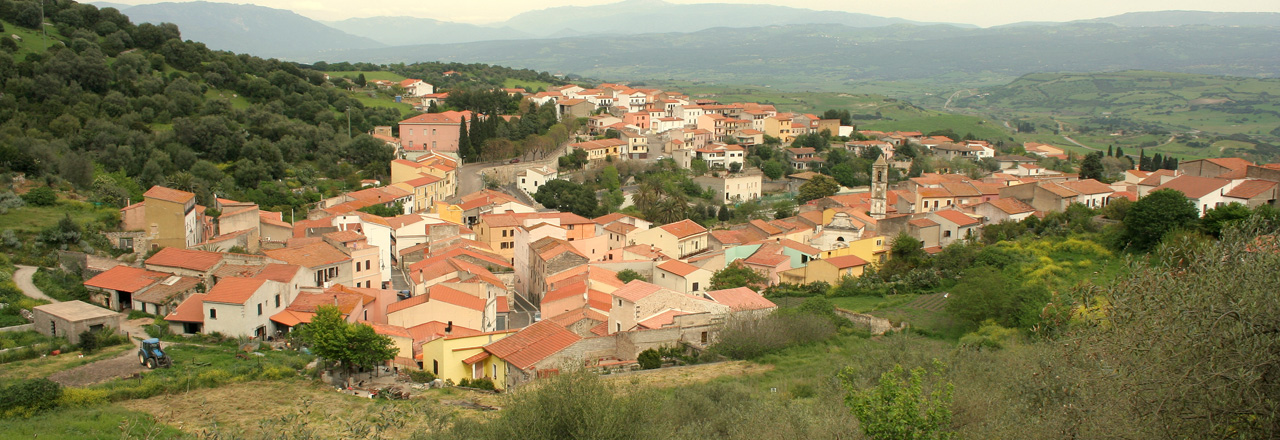 Image of the city of Laerru