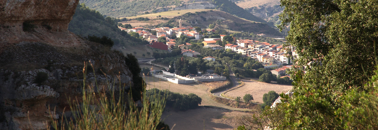 Image of the city of Muros