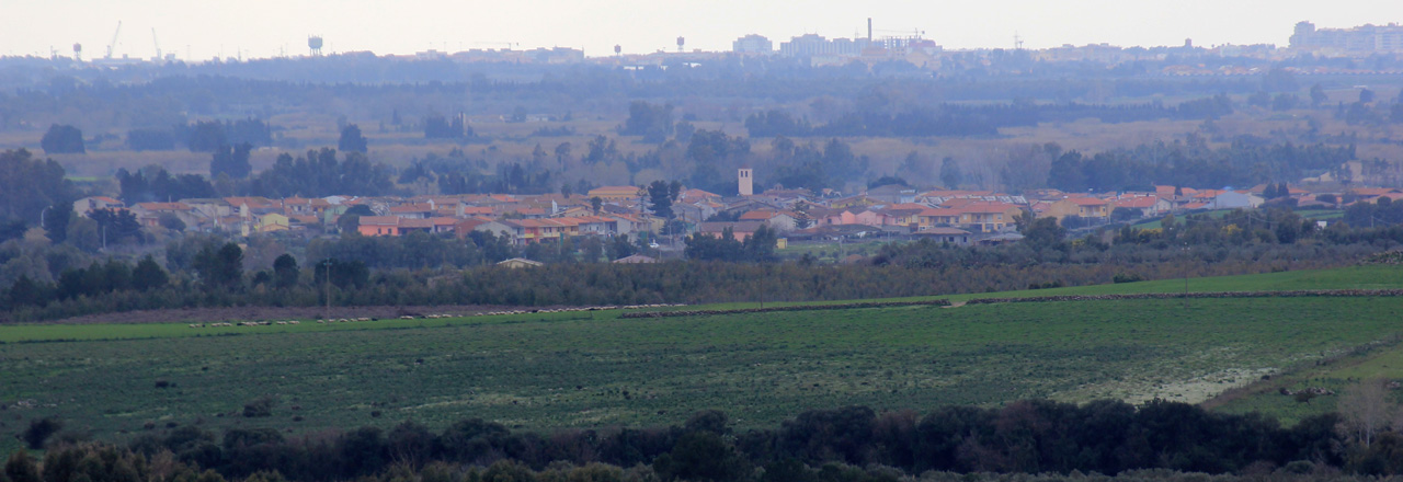 Image of the city of Ollastra