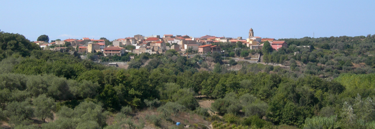 Image of the city of Sennariolo
