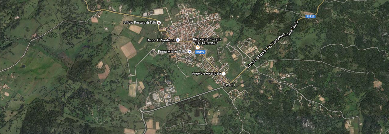 Image of the city of Telti