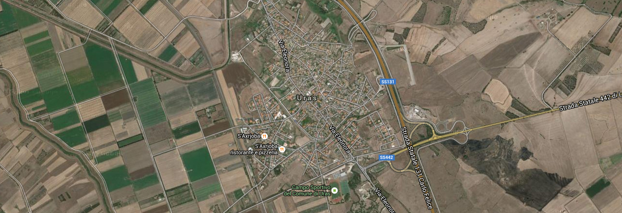 Image of the city of Uras